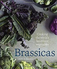 Brassicas cookbook by Rebecca Katz