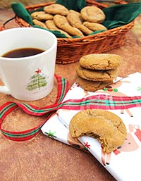 soft-and-chewy-gingersnap-cookies-suebeehomemaker