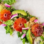 Orange Avocado Salad with Quinoa