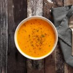 6-Ingredient Sweet Potato Soup