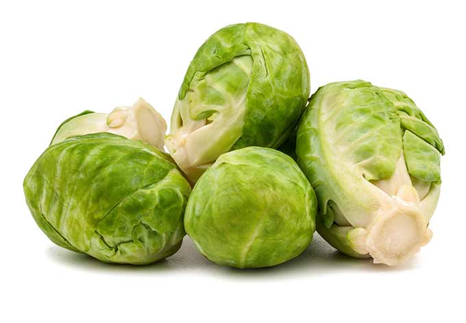 Brussels Sprouts in Season