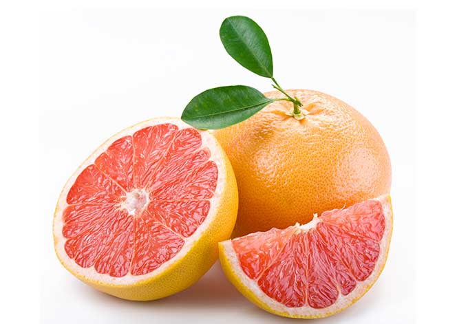 Grapefruits are in season in winter. More on picking the best ones & recipes.