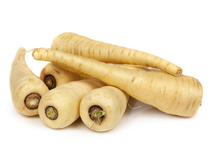 When are parsnips in season? Pick the best ones and store them right to last even longer.