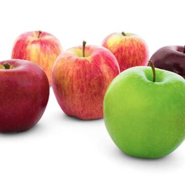Apples, how to choose and store
