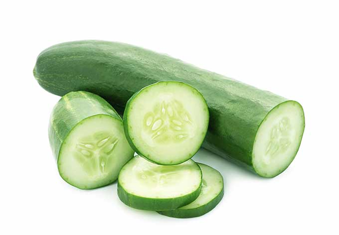 Cucumbers are in season in summer. Learn how to pick cucumbers and store them, along with seasonal recipes