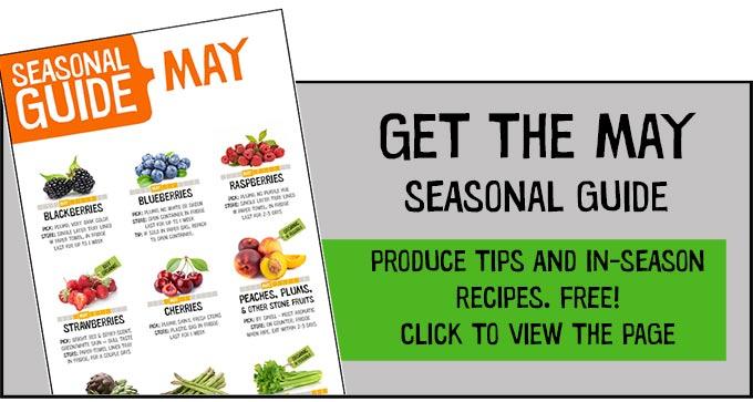 May seasonal guide