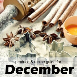 Cookie cutters, anise and cinnamon for December