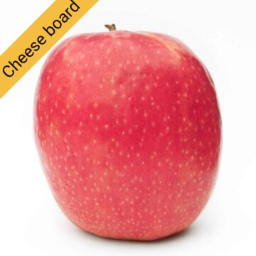 Pink Lady apples (good for cheese boards)