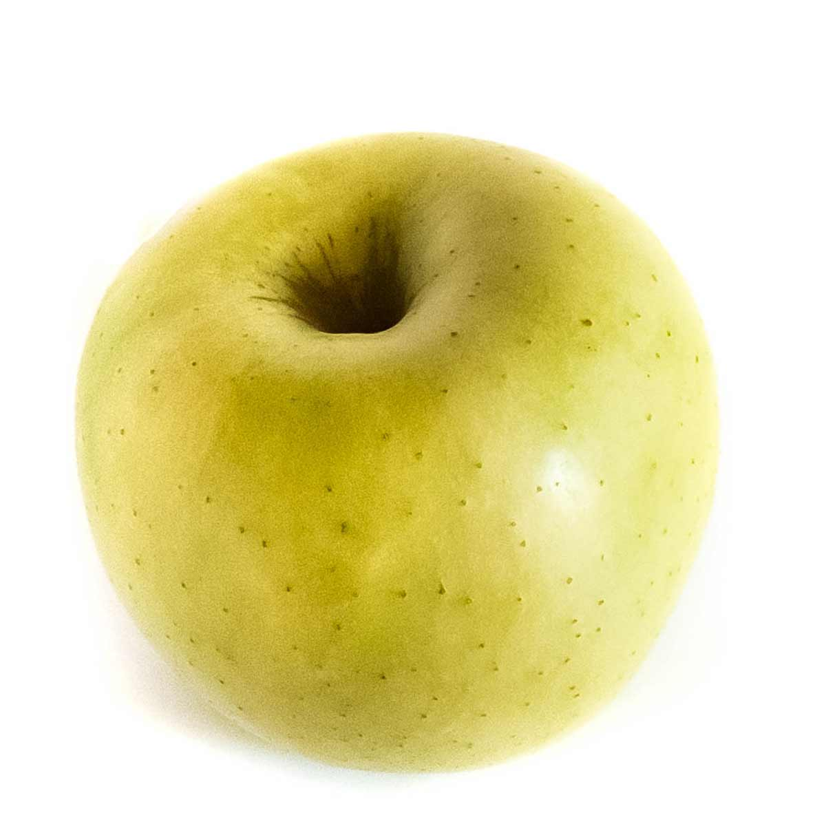 Types of apples: Golden Delicious