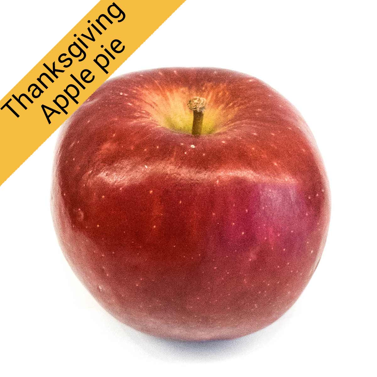Braeburn: best apple for thanksgiving pie because it is a late-season apple