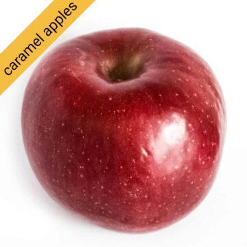 Best for caramel apples: Jonathan
